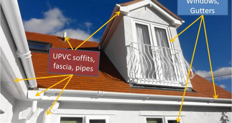 North Wales UPVC domestic property applications