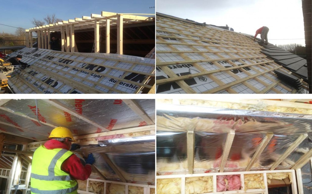 North Wales Dormer Bungalow Loft Conversion