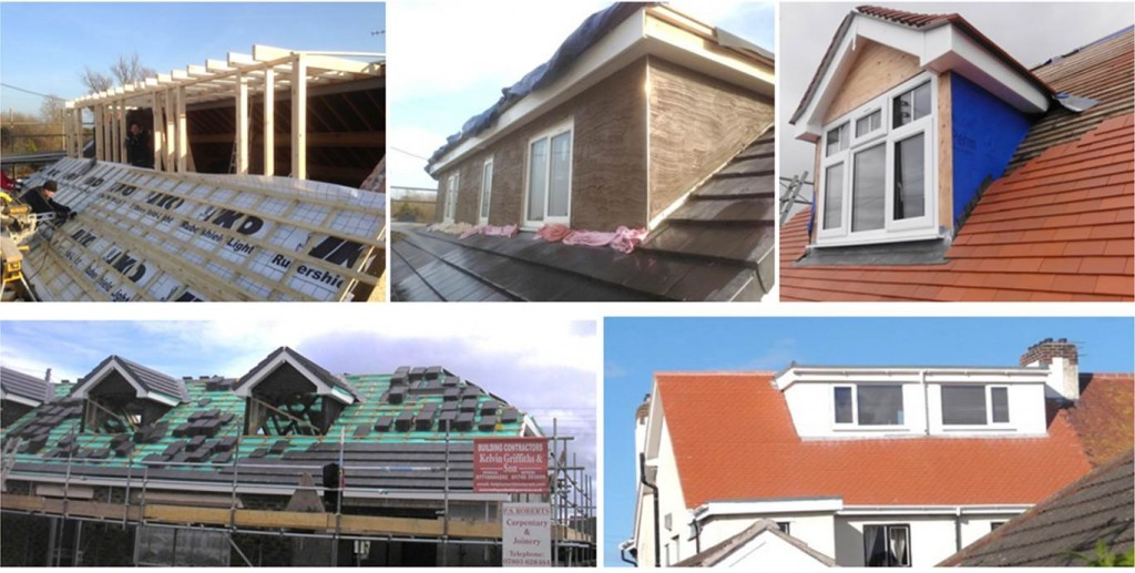 North Wales Dormer Windows, Dormer Rooms and Dormer Extensions