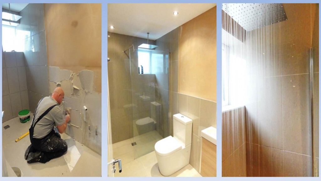 Kelvin Griffiths and Son North Wales Builders and Fitted Bathrooms