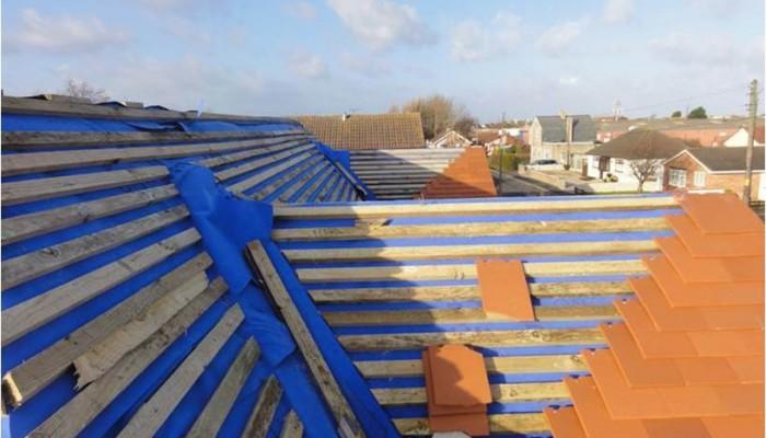 North Wales Roofing North Wales Builders Kelplaster
