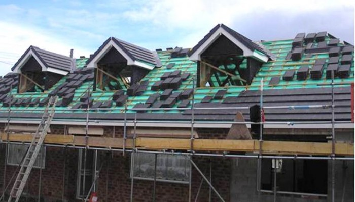 North Wales Roofing North Wales Builders Kelplaster