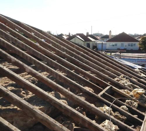 Re Tiled Roof North Wales Builders Kelplaster