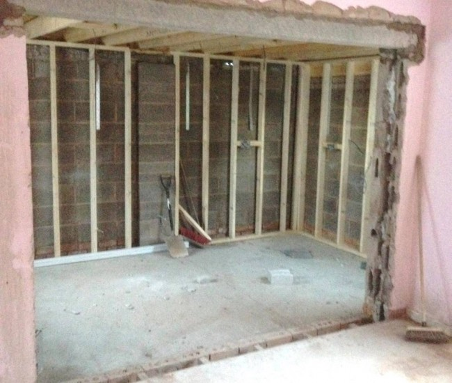 Garage Conversion North Wales Builders Kelplaster